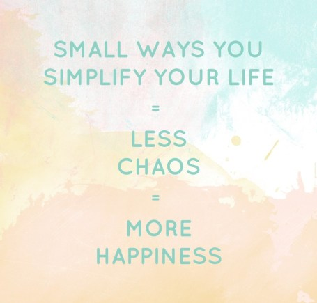 thumbnail_Small Ways You Simplify Your Life