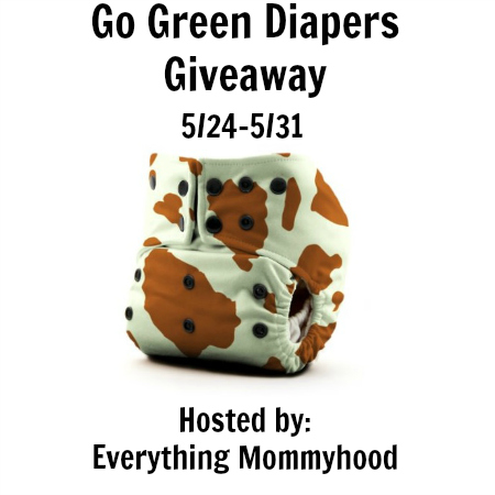 Bloom Into Baby: Go Green Diapers - ends 5/31 - Everything ...