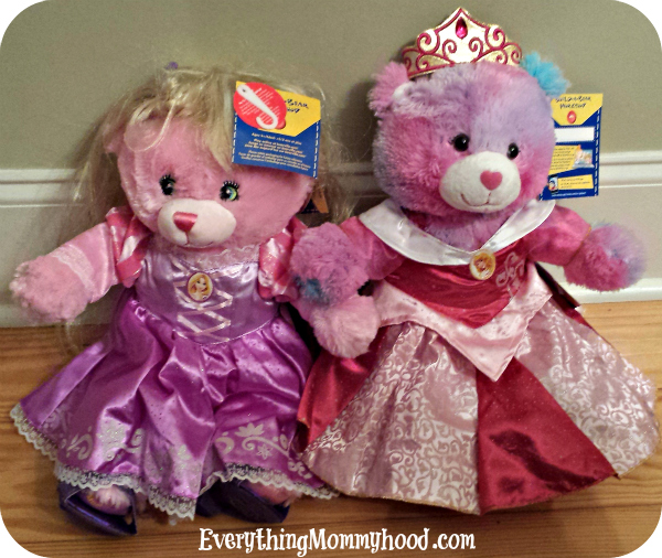 Build a bear bears