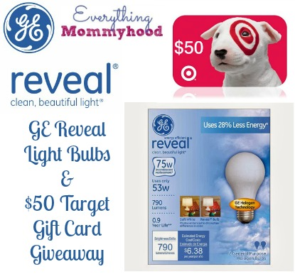 GE Reveal Giveaway