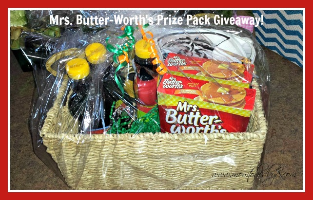 Mrs. Butterworth's Family Fun Breakfast Kit