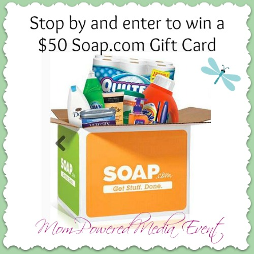Soap.com Gift Card Giveaway