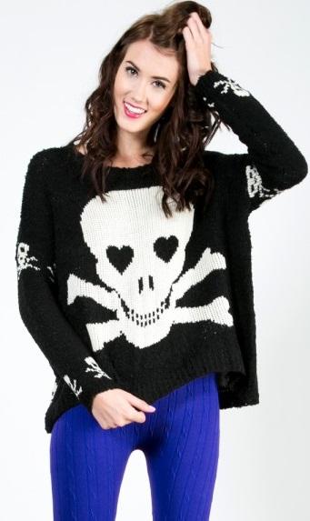 skullsweater