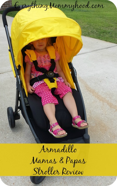 Armadillo Stroller Review Made By Mamas Papas Everything Mommyhood