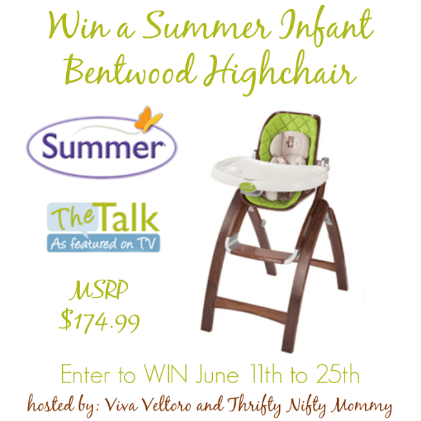The Summer Infant Bentwood Highchair Provides A Beautiful, Safe Place For  Your Baby To Eat During Mealtime. Featuring A 3 Position Recline, ...