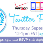 Softcard by @VerizonWirless Twitter Party Thursday Sept 25th #PayWithMyPhone