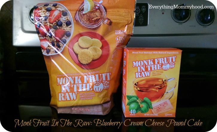 Monk Fruit Cake Recipe
