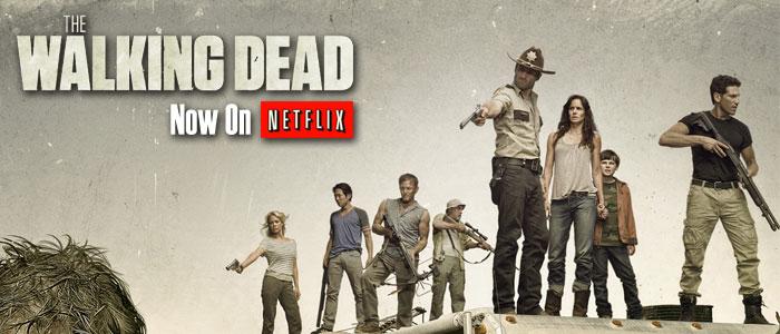 Walking Dead Netflix