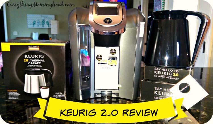 Keurig Carafe Review
