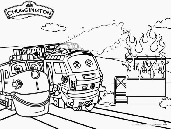 Chuggington Preview
