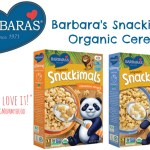 Barbara's Snackimals Organic Cereal is a Favorite of My Kids!