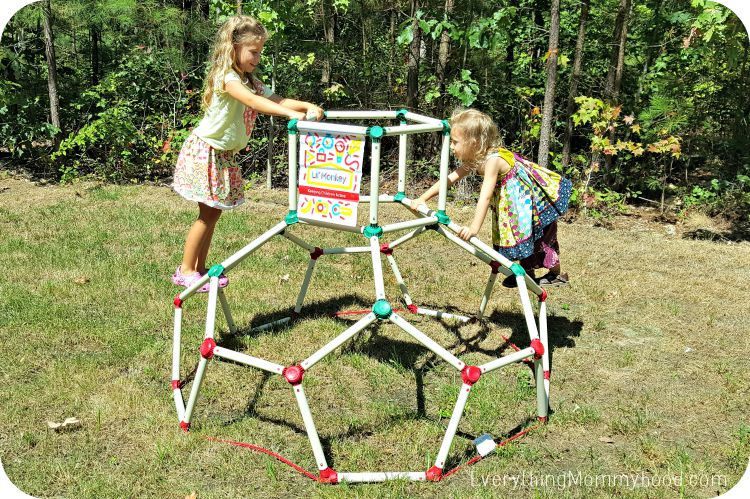 Lil Monkey Dome Climber Review Everything Mommyhood