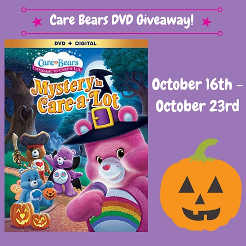 Care Bears DVD Giveaway