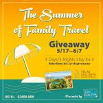 4 Day/3 Night Stay at Velas Vallarta Vacation Giveaway – ends 6/7 $2400 Value