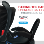 Car Seat Safety Week! Britax Endeavour Car Seat Giveaway – ends 9/30 #TestDriveParenthood