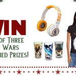 Star Wars Return of the Holiday Gift Guide Giveaway – ends 12/31