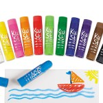 Kwik Stix and Magic Stix – The Solution for Parents and Teachers – No More Messy Art Time