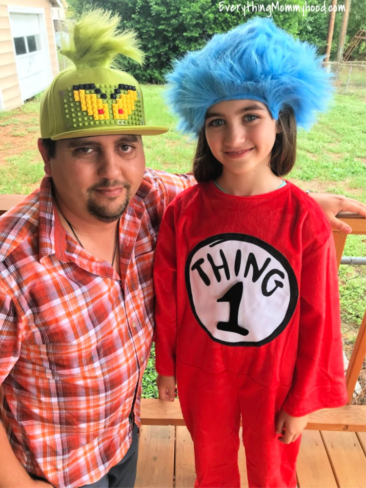 Halloween with Dr. Seuss  The Grinch and Thing 1-4! - Everything ... c6763b6bc