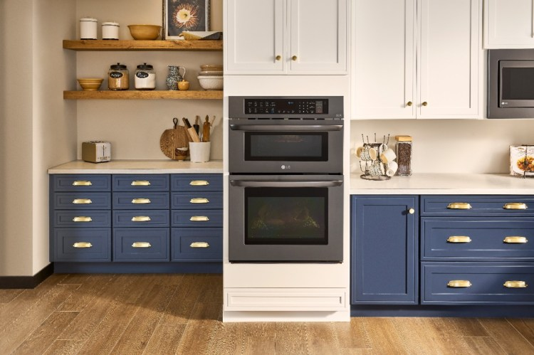 Lg Double Wall Oven Is Kitchen Goals Bestbuy Everything