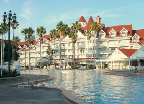 Disney\'s Grand Floridian Resort Hotel