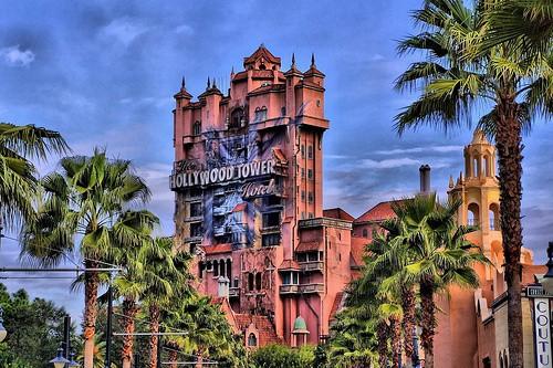 Disney Twilight Zone Tower of Terror
