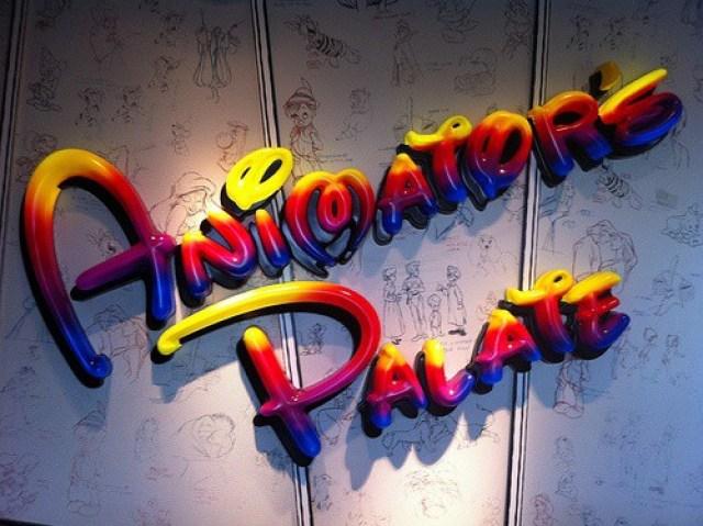 disney cruise animators palate
