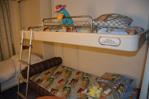 Astonishing Disney Wonder Deluxe Family Oceanview Stateroom With Cjindustries Chair Design For Home Cjindustriesco