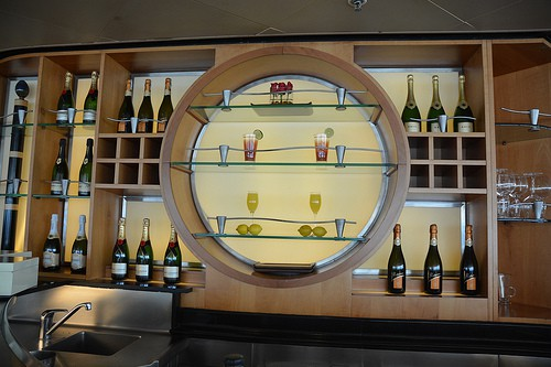 wine on a disney cruise