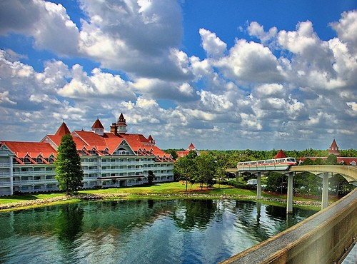 Disney World Grand Floridian Hotel