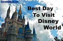 Best Day To Visit Disney World