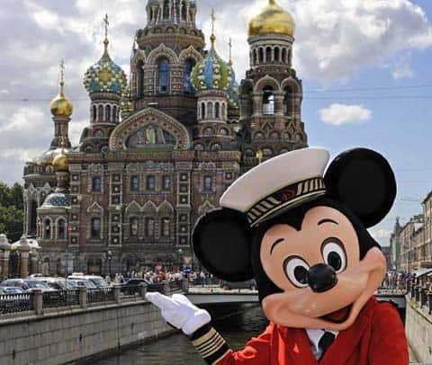 Disney Cruise Russia