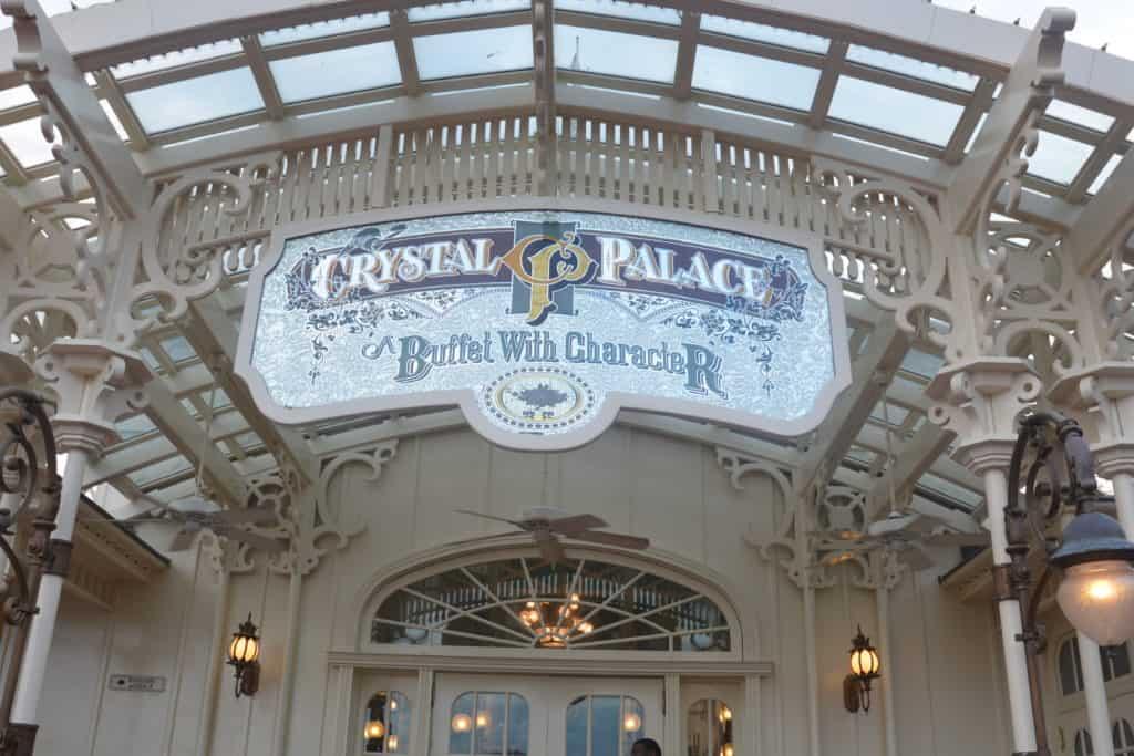 Disney World Character Dining Restaurantdisney World