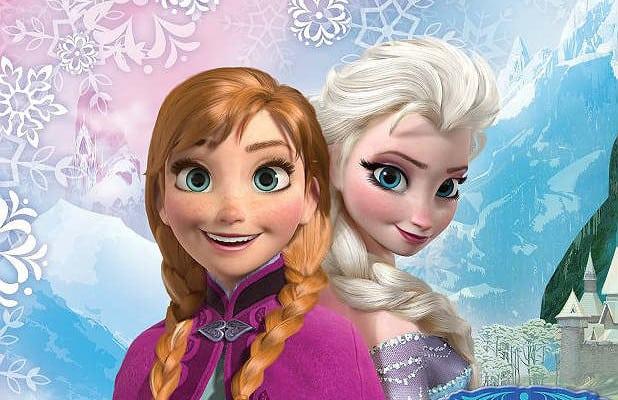 Disney Frozen Academy Award