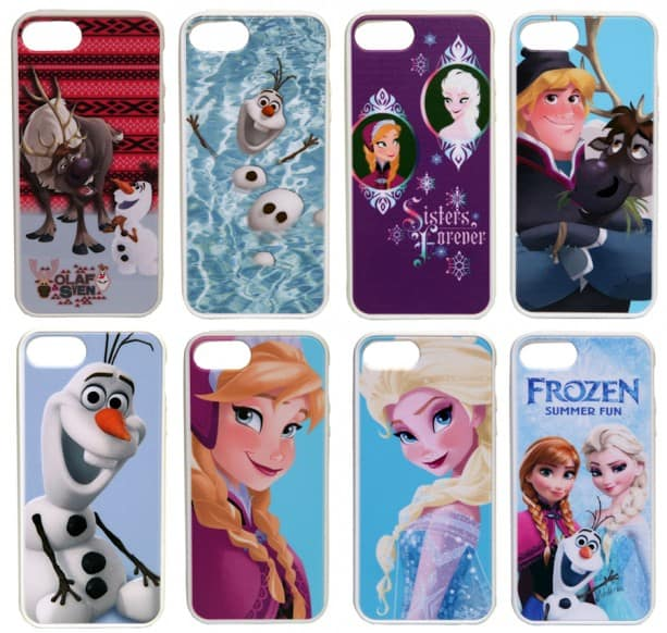 Disney Frozen iphone cases