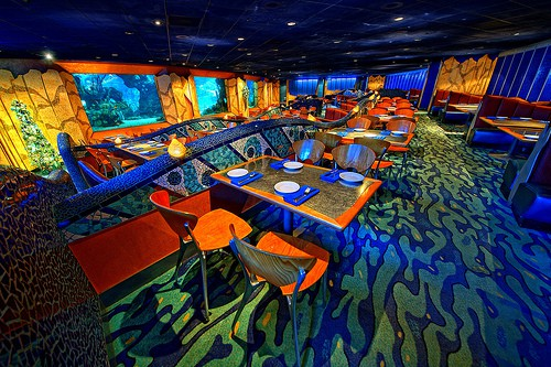 Disney Coral Reef Restaurant
