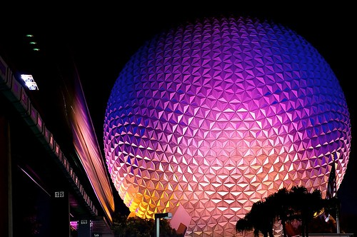 Walt Disney World Closures May 2016
