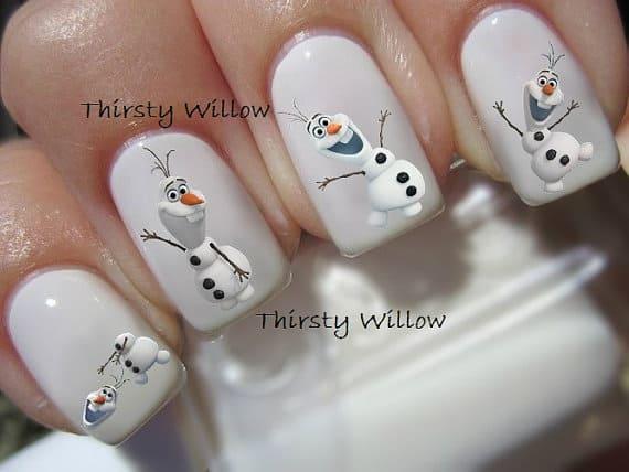 Disney frozen nail art ideastop 10 disney frozen nail art ideas disneyfrozenolafnaildecals disney frozen anna dress nail art disneyfrozenannanailart prinsesfo Images