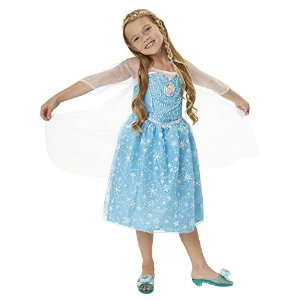 Disney Frozen Elsa Musical Light up Dress