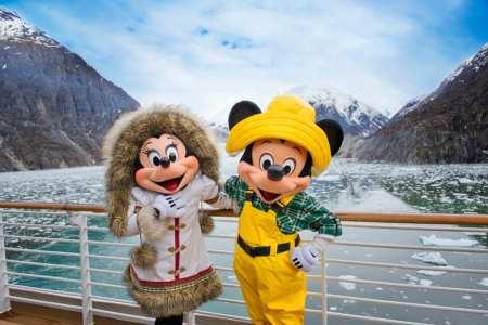 Disney Cruise Alaska 2017