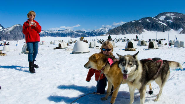 disney-cruise-dog-sled-adventure-by-helicopter-juneau-
