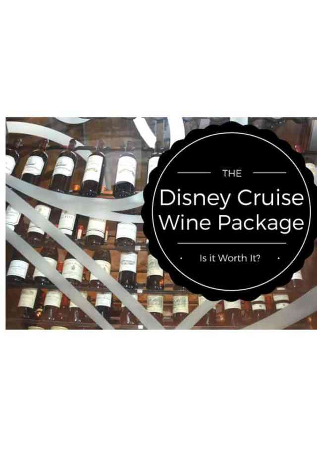 disneycruisewinepackage