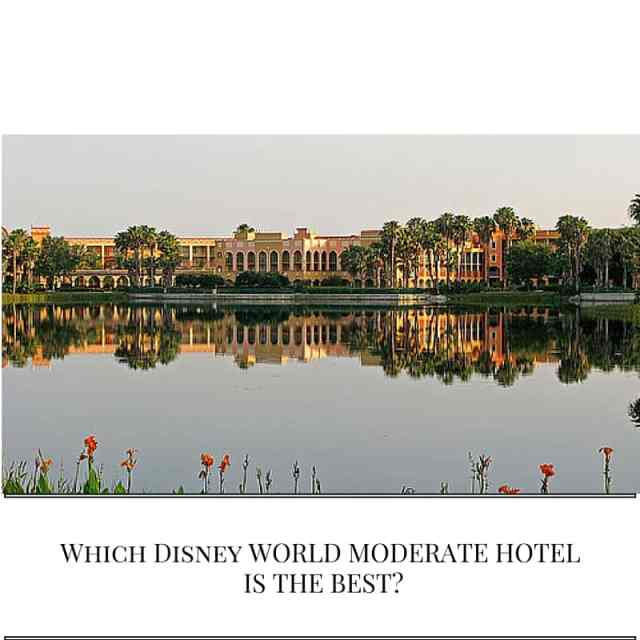 Which Disney World Moderate Hotel is The Best
