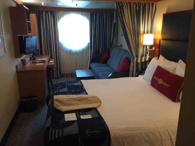 Disney Fantasy Outside Stateroom