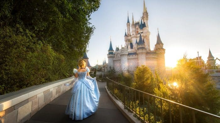 Win a Stay In Disney Cinderella Castle Suite!