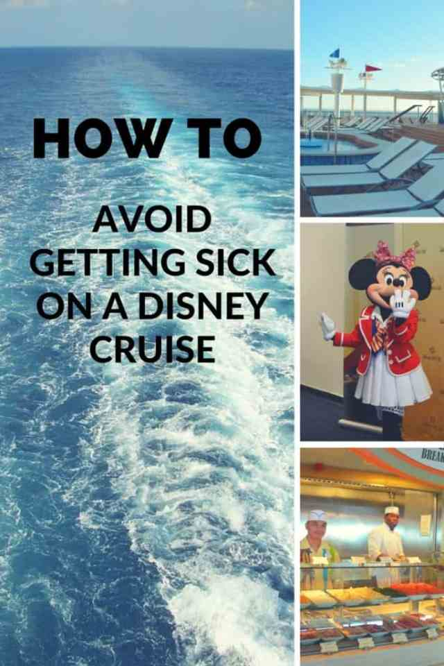 how toavoidgettingsickonadisneycruise