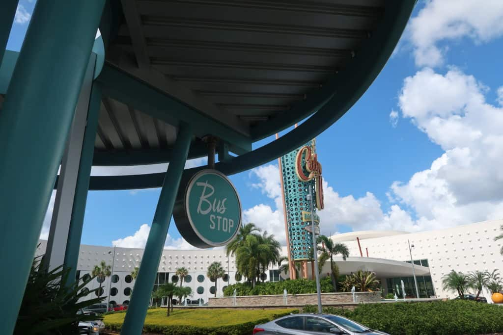cabana bay beach resort shuttle