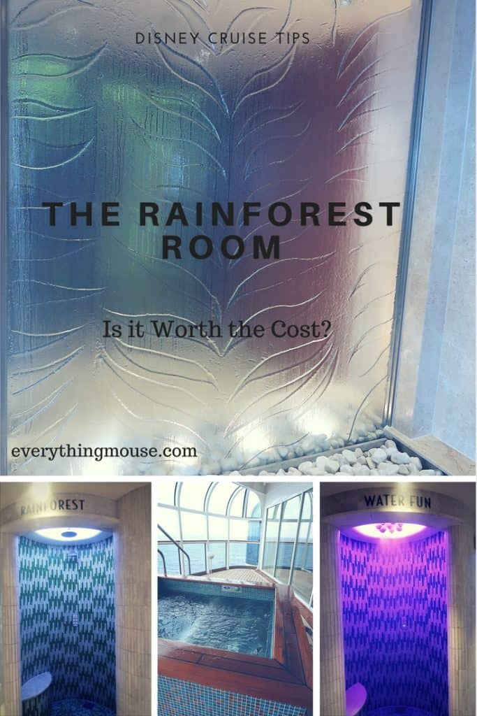 disney cruise rainforest room