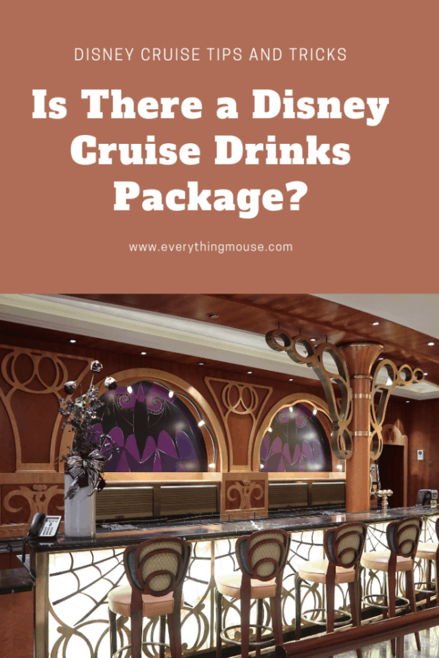 disneycruisedrinkspackage