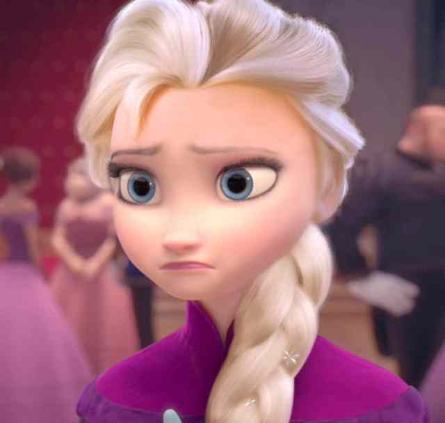 disneyfrozenhair