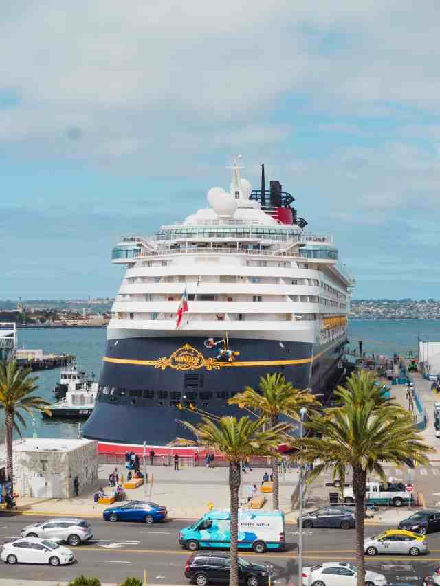 Disney Wonder Cruise 2022